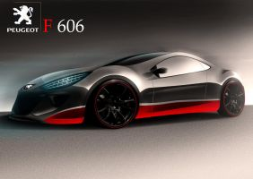 Peugeot-F 606 by Morfiuss