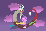 My Little Ray of Chaos by MLP-SpringHeart