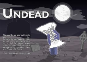 Undead advertising by ness84