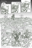 Megatokyo 1411 - nowhere to sit by fredrin