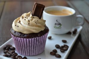 Mochaccino Cupcakes by analage