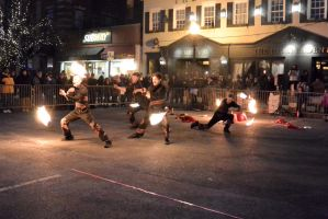 Fire and Ice Festival, Four Men and A Hot Act22 by Miss-Tbones