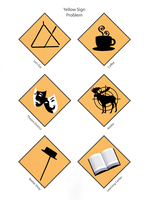 CIC: Yellow signs by RisenHellFire