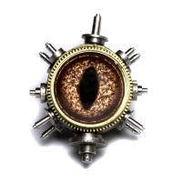 Steampunk Eye Tack by CatherinetteRings