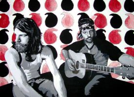 The Avett Brothers by Popsiclecone