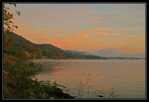 Autumn on The Ohio by mim304
