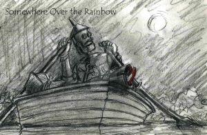 Somewhere Over the Rainbow by Keith-McGuckin