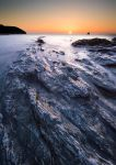 Cornish sunset by schneids