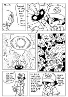 Ash vs Team Rocket fan comic page 9. by Rohanite