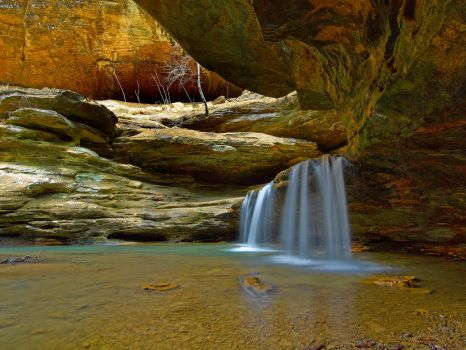 Hocking Hills by coulombic