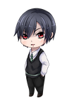 Chibi Tom Riddle by CatalystAristarkh
