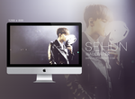 EXO Wallpaper: SEHUN - 001 by sarielk