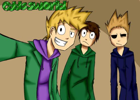 EDDSWORLD FANART HO by artisticApparition