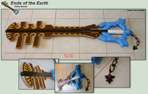 Keyblade - Ends of the Earth by Kidel