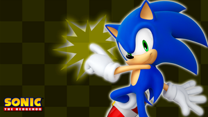 Sonic wallpaper 8 by Hinata70756