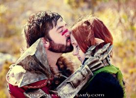 Dragon Age - A Love Story by freltana