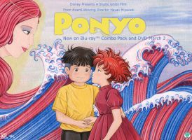Ponyo Banner Contest Entry by Yamigirl21