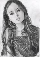 Kristina Pimenova by WeskerGray