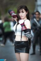 Tifa Lockhart - Final Fantasy VII by MaxLy