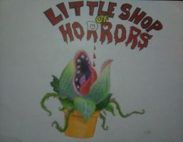 little shop of horrors by Spongebobluvr66