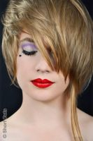 Sweet Heart (for Short Cuts hairdressing) by Make-upArtist
