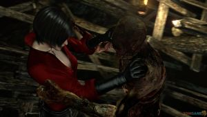 Resident Evil 6 screenshot Ada 3 by heatheryingNL