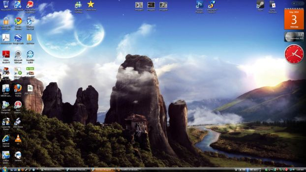 Desktop 3rd - May - 2010 by Trent911