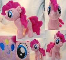 stewartisme's Pinkie Pie by Cryptic-Enigma