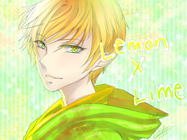 Lemon and Lime by Cel-C