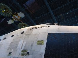 Discovery Side Profile by GeneralTate