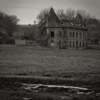 Abandoned Manor by madvax