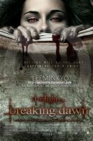 Breaking Dawn poster 2 by LeeMinKyo