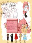 Lilly Rubi Reference  by Helen-RubiTH