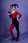 Magic City Comic Con - Harley Quinn by Wicked--Wonderland
