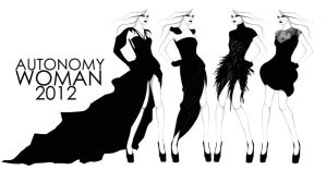 Anatomy Woman 2012 by Nazgrelle