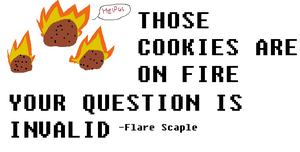 Cookies by FlareTheCon