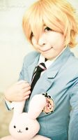 Ouran High School-Hunny Senpai by Taymeho