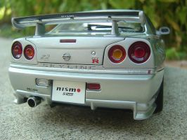 Nissan GT-R Z-Tune s1-02 by Sonic-CDX
