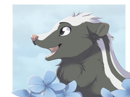 Flowers -CM- by MBPanther