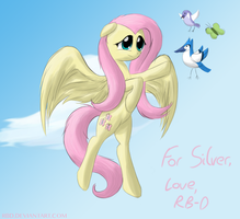 Fluttershy for Silver by RB-D