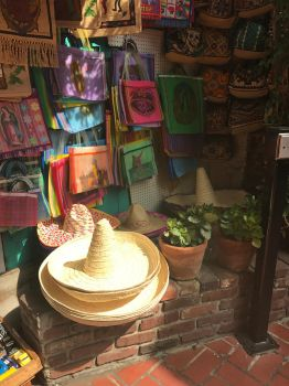 Mexican Traditional Items by Timburtonlover1993