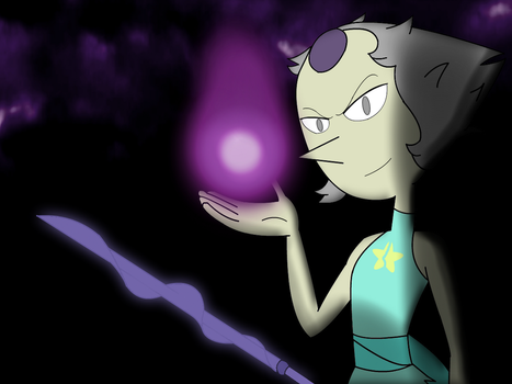 Dark Pearl-The Sinister Gem by ToonEmpire24