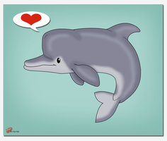 Whale this is slightly Cute! by SergeanTrooper