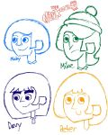 The Monkees by IndieChickZoey