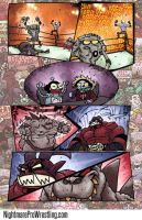 Issue 4 Page 19! The final page! by JonDavidGuerra