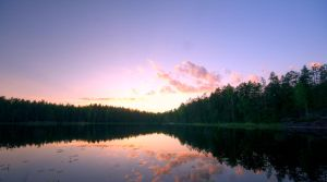 Nuuksio sunset II by Jc428
