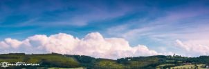 Cloud Mountain | Wolkenberg by artofphotograhy
