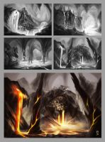 molten cavern by Ah-NEE-koh