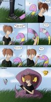 Past and Present - Arbok by Cold-Creature