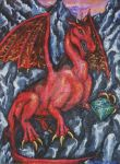 Red Dragon by CATtheMinion